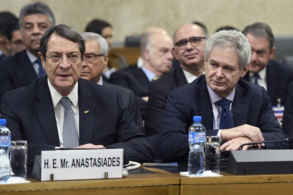 Στον ΟΗΕ ο Ανδρέας Μαυρογιάννης παραμένοντας διαπραγματευτής για το Κυπριακό