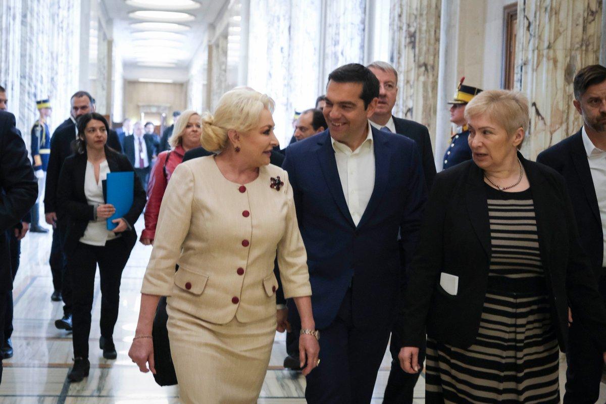 Ρουμανία-Ελλάδα: Η Ενέργεια είναι προτεραιότητα μας