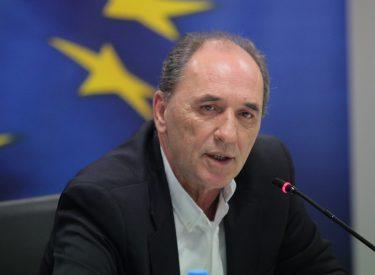 Γ. Σταθάκης: Έτοιμες να επενδύσουν στη Βόρεια Μακεδονία οι ελληνικές ενεργειακές επιχειρήσεις