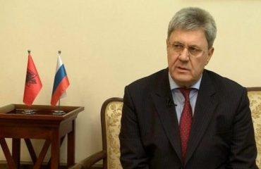 Χρηματοδοτούμενη από τις ΗΠΑ η ιδέα για συνοριακές αλλαγές μεταξύ Κοσσυφοπεδίου και Σερβίας, λέει ο Ρώσος πρέσβης στα Τίρανα