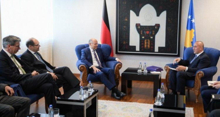 Η Γερμανία δεν υποστηρίζει την ιδέα των εδαφικών ανταλλαγών μεταξύ του Κοσσυφοπεδίου και της Σερβίας
