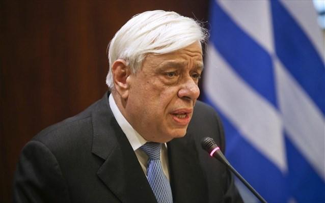 Π. Παυλόπουλος: Αμέριστη η ελληνική συμπαράσταση στην Κύπρο
