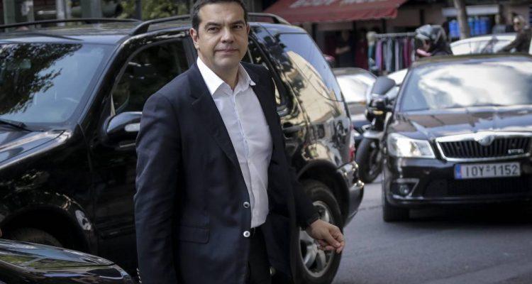 Ιστορική επίσκεψη πραγματοποιεί σήμερα ο Αλέξης Τσίπρας στα Σκόπια