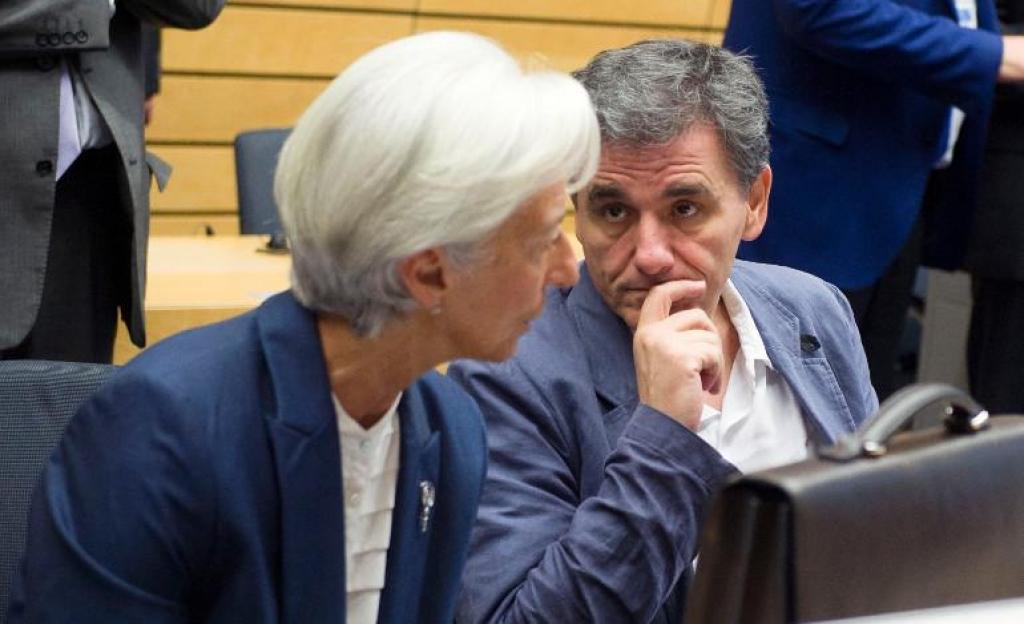 Ο Τσακαλώτος στην Ουάσιγκτον για την αποπληρωμή του ΔΝΤ