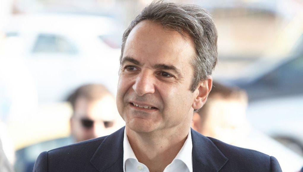 Σίγουρος για ευρεία νίκη στις ευρωεκλογές ο Μητσοτάκης