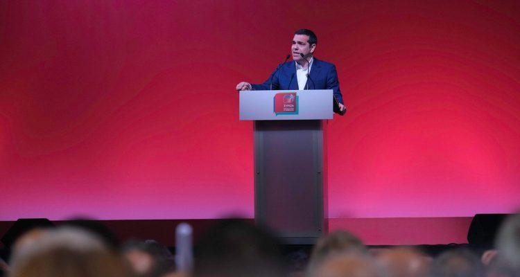 Η Προοδευτική Συμμαχία διαμορφώνεται καθώς ο Τσίπρας καλωσορίζει νέα μέλη