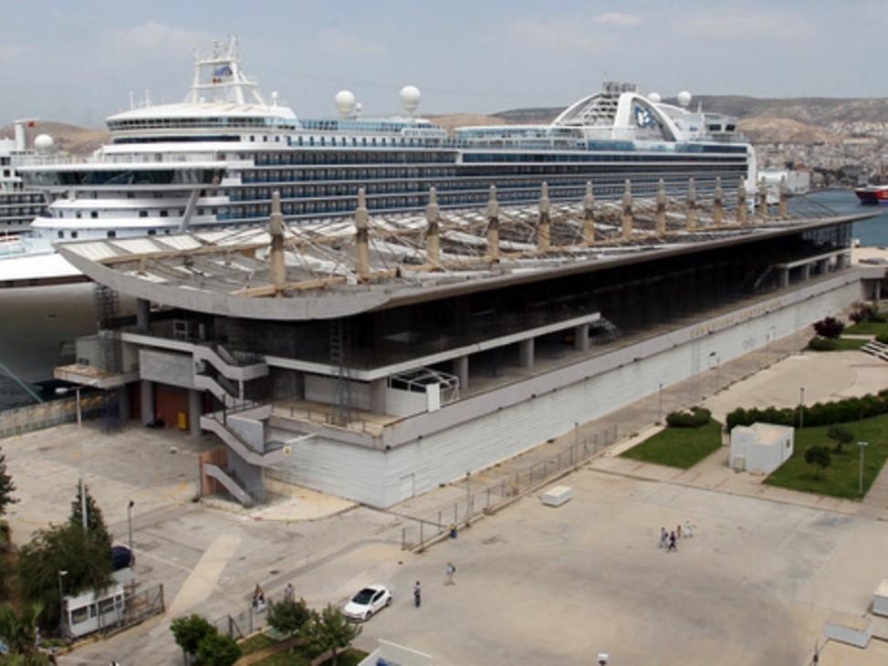 Προχωράει η κατασκευή ξενοδοχειακής μονάδας της COSCO στον Πειραιά