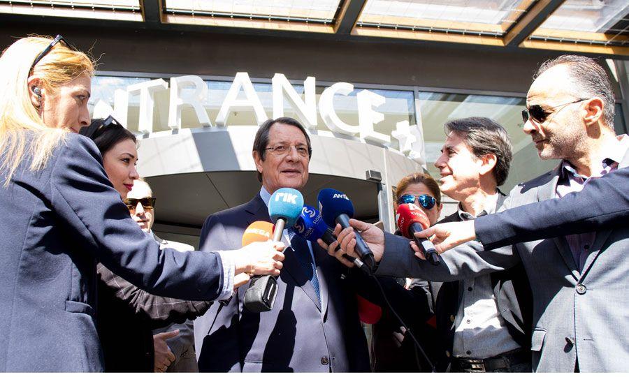 Κυπριακό: Διαρκή τα πυρά κυβέρνησης-αντιπολίτευσης για το κυπριακό