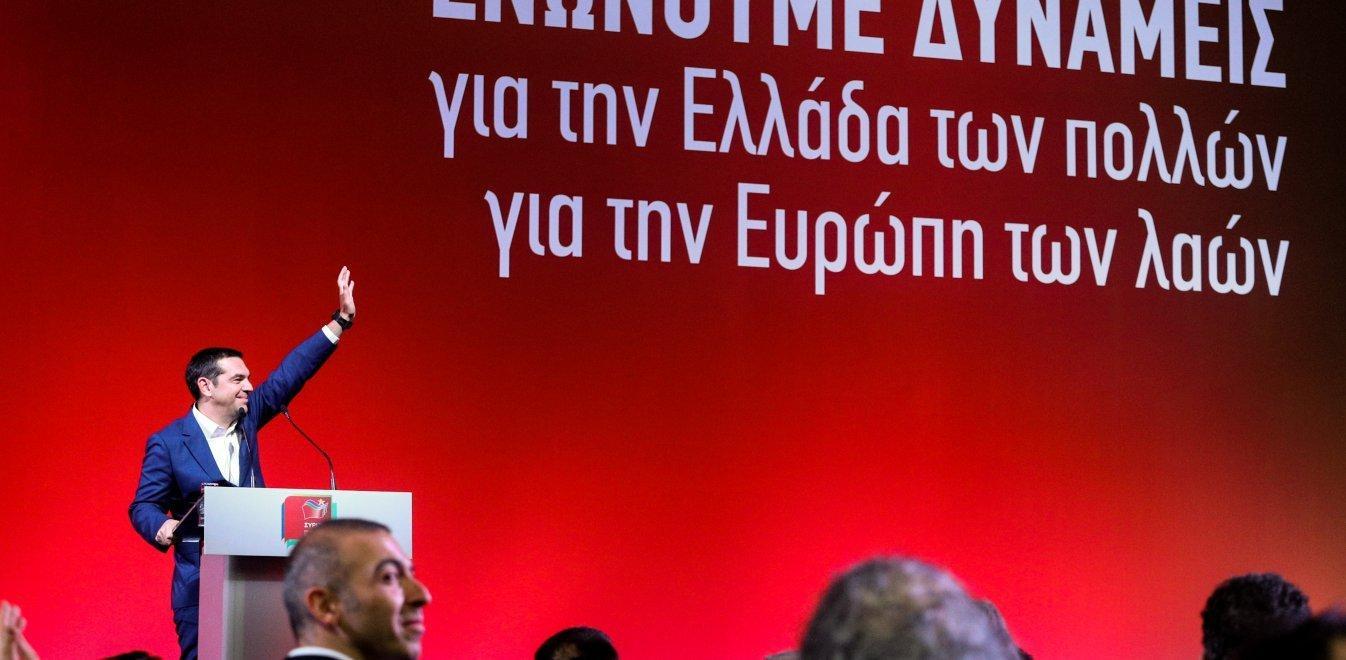 """Με αισιοδοξία και ένα """"αγκάθι"""" η πρώτη συνεδρίαση της προοδευτικής συμμαχίας"""