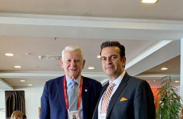 ΙΒΝΑ/ Meleșcanu: Είμαι πολύ ευγνώμων για την προσπάθεια Ελλάδας και Βόρειας Μακεδονίας