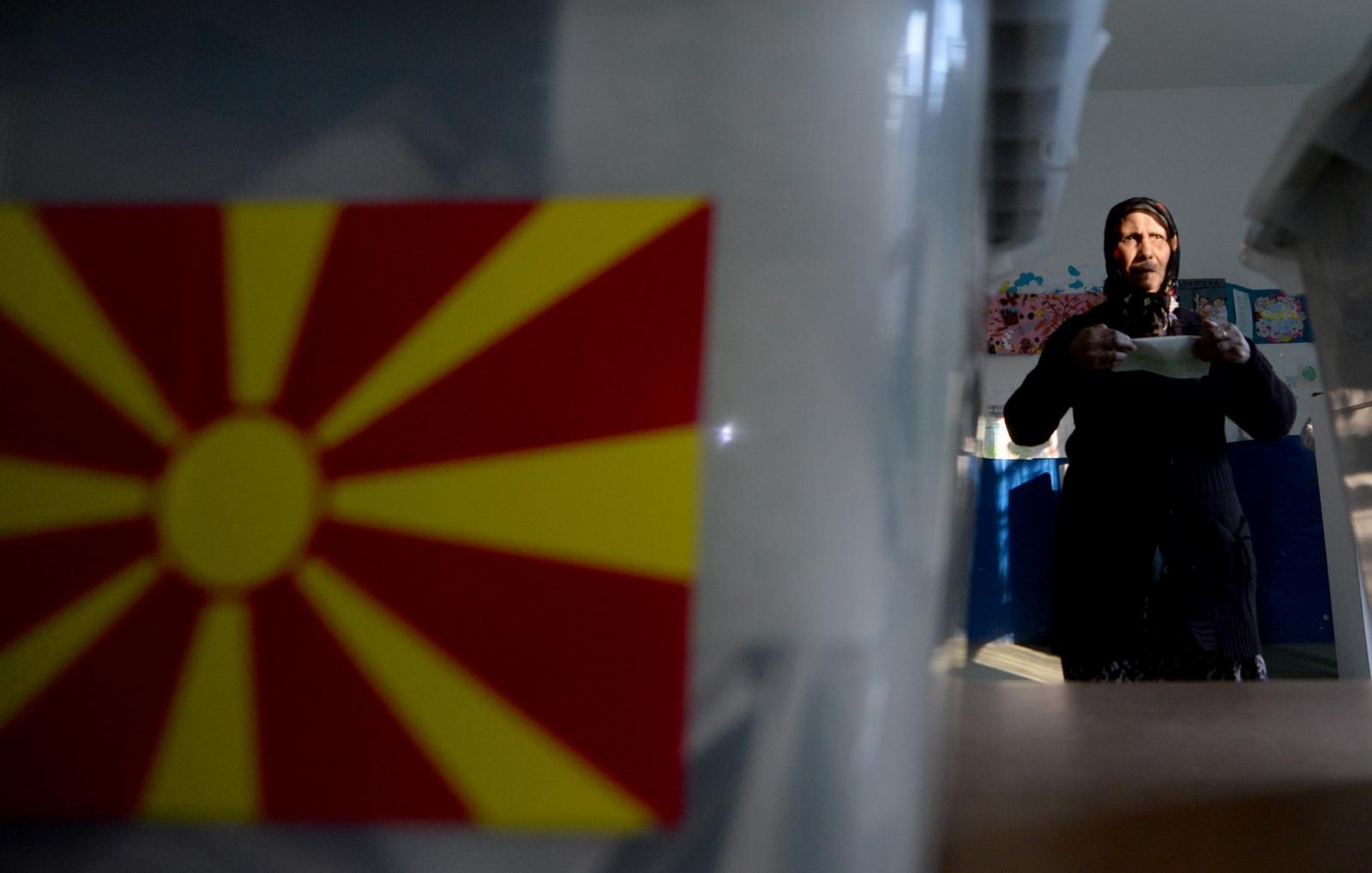 Η προεκλογική εκστρατεία στην Βόρεια Μακεδονία μπαίνει στην τελευταία εβδομάδα