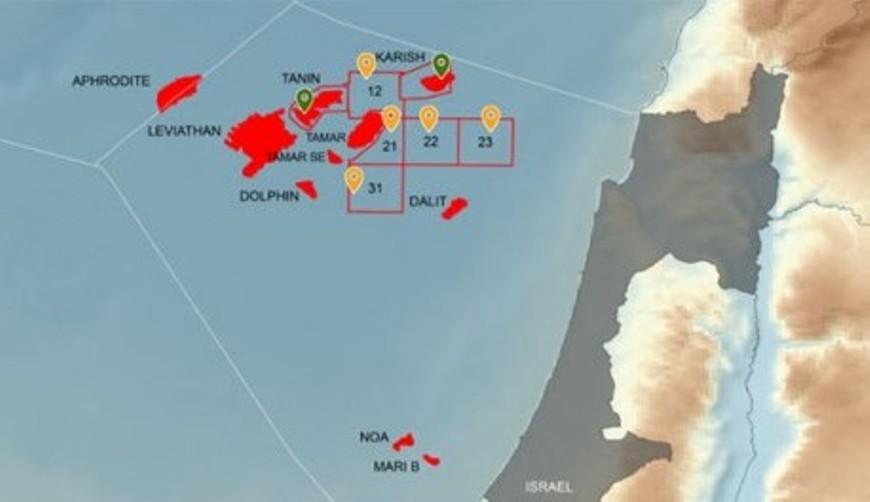 Ανακαλύφθηκε νέο κοίτασμα φυσικού αερίου στο Ισραήλ