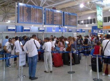 Αυξημένη 9% η κίνηση στα ελληνικά αεροδρόμια το πρώτο τρίμηνο – Ξεπέρασαν τα 6,8 εκατομμύρια οι επιβάτες.