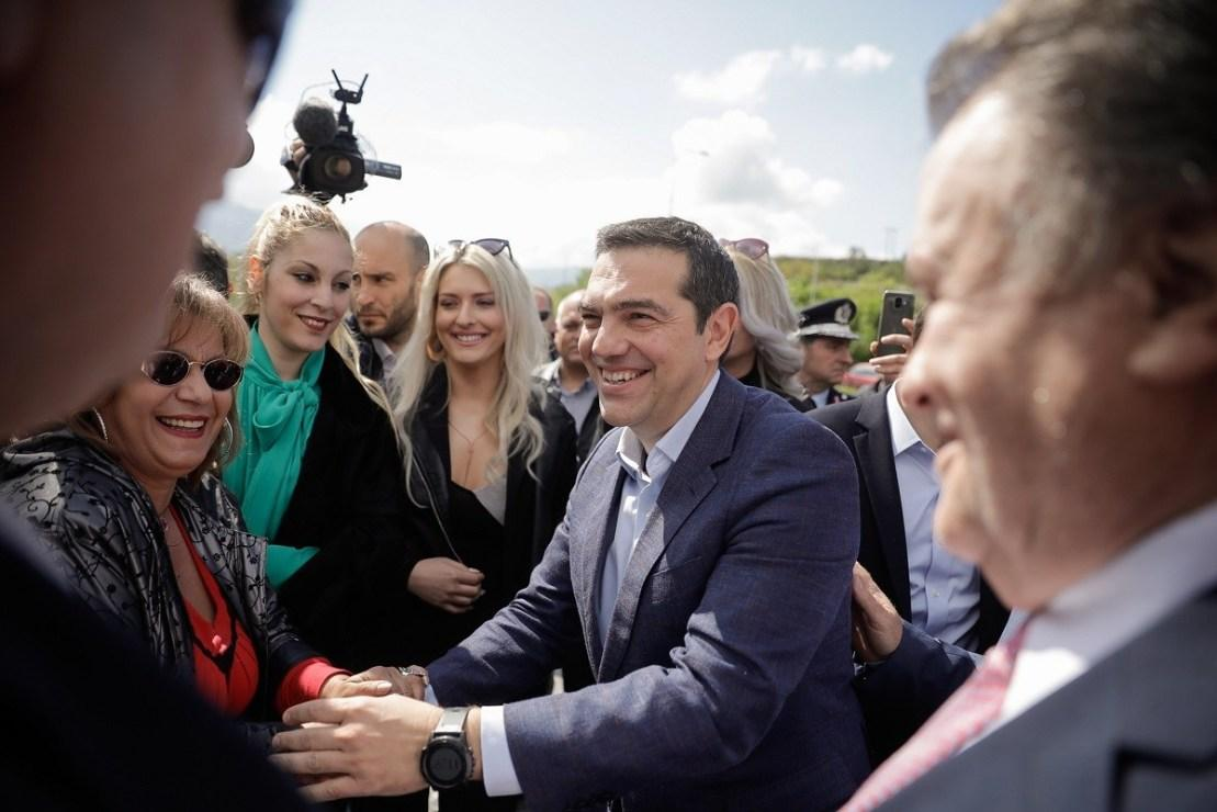 Τα διακυβεύματα των εκλογών θέτει ο Τσίπρας