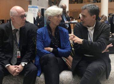 Κρίσιμη περίοδος η αρχές Μαΐου στην προσπάθεια της Αθήνας για πρόωρη αποπληρωμή των δανείων του ΔΝΤ
