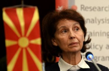 IBNA/Συνέντευξη με την υποψήφια της αντιπολίτευσης για την προεδρία στη Βόρεια Μακεδονία, Gordana Siljanovska-Κavkova