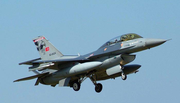 Άγκυρα: «Δεν υπήρξε επικίνδυνη προσέγγιση στο ελικόπτερο του Αρχηγού ΓΕΣ»