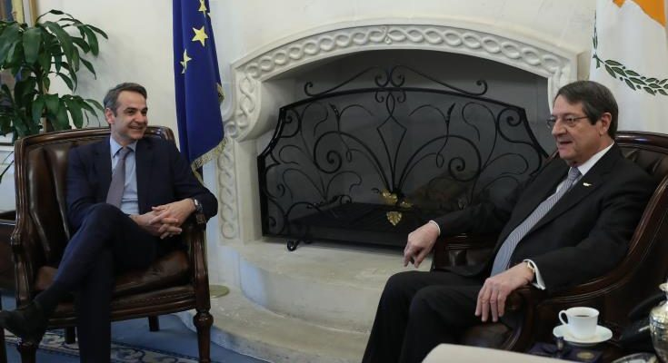 Μητσοτάκης από Κύπρο: Δυστυχώς έχει γίνει μεγάλη ζημιά στην Ελλάδα