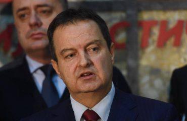 Dacic: Οι Σέρβοι του Κοσσυφοπεδίου τρομοκρατούνται