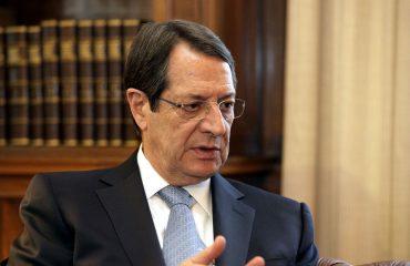 Κύπρος: Επιστολές σε ΟΗΕ, ΕΕ, Συμβούλιο Ασφαλείας απέστειλε ο Αναστασιάδης