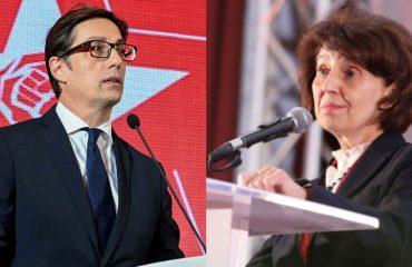 Προεδρικοί υποψήφιοι στη Βόρεια Μακεδονία προσπαθούν να προσελκύσουν Αλβανούς ψηφοφόρους