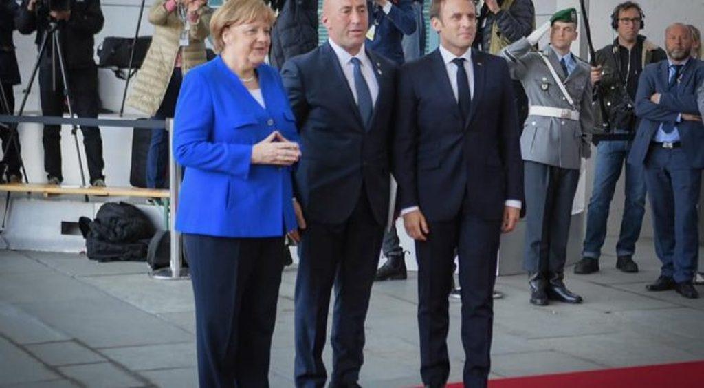 Διάσταση απόψεων των ηγετών του Κοσσυφοπεδίου στη σύνοδο κορυφής του Βερολίνου