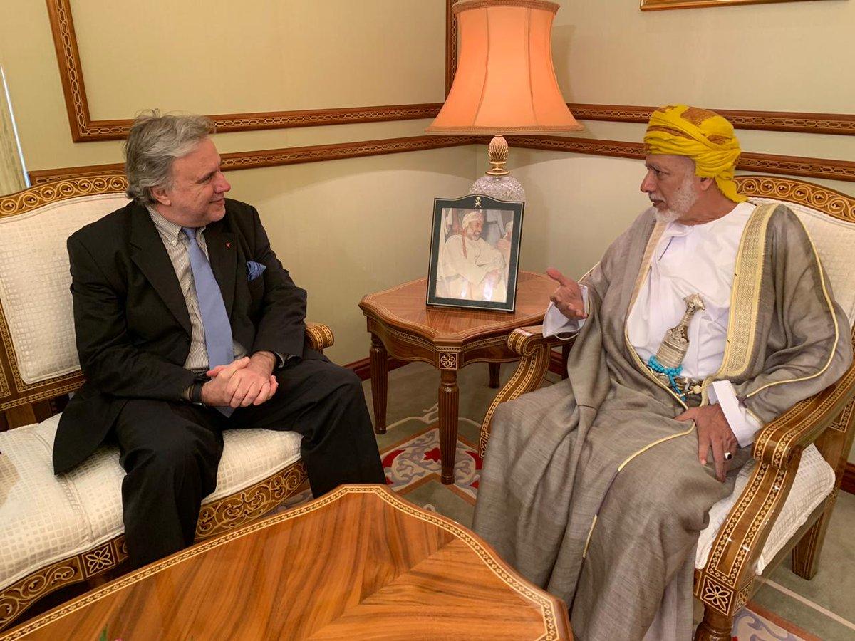 Με θετικό πρόσημο ολοκληρώθηκε η επίσκεψη Κατρούγκαλου στο Ομάν