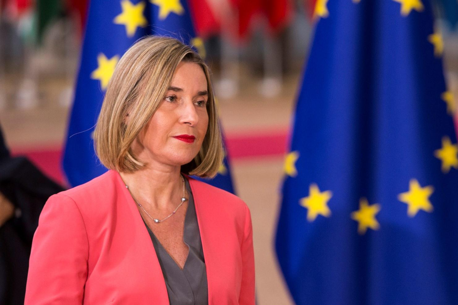 Mogherini: Η Τουρκία να σεβαστεί τα κυριαρχικά δικαιώματα της Κύπρου