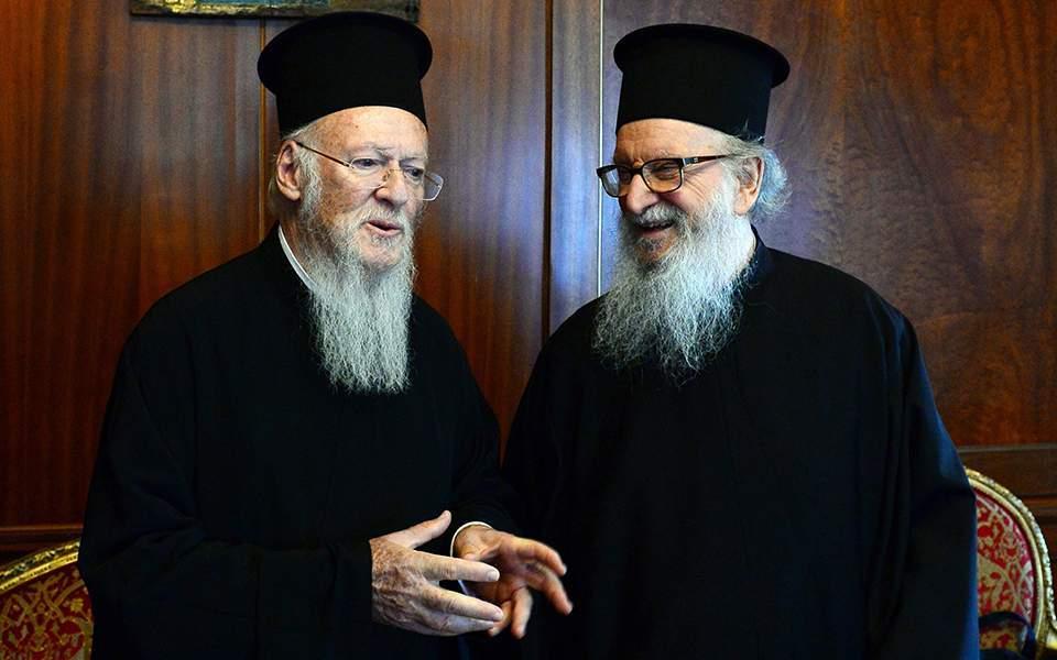 Παραιτήθηκε ο Αρχιεπίσκοπος Αμερικής