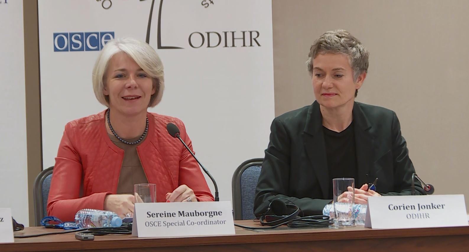 Οι εκλογές στη Βόρεια Μακεδονία ήταν ήσυχες και δημοκρατικές, λέει ο OSCE-ODIHR