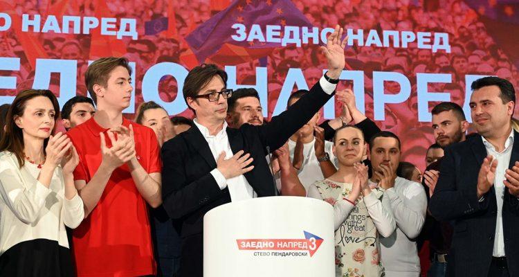 Ο Πρόεδρος της Βουλγαρίας συνεχάρη τον Pendarovski για την εκλογή του ως Προέδρου της Βόρειας Μακεδονίας