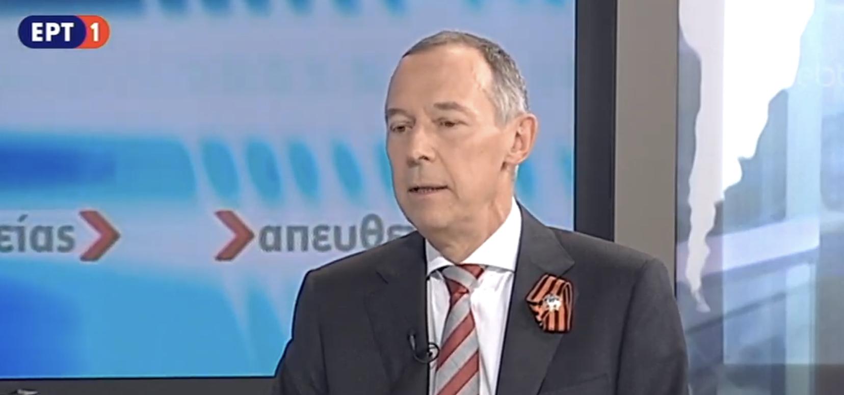 Maslov: «Επιθυμούμε την διμερή ανάπτυξη των σχέσεων μας με τις Βαλκανικές χώρες»