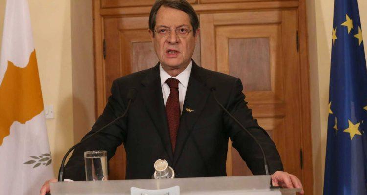 Ο Πρόεδρος Αναστασιάδης εγείρει θέμα ΑΟΖ στο Άτυπο ΕΣ στη Ρουμανία