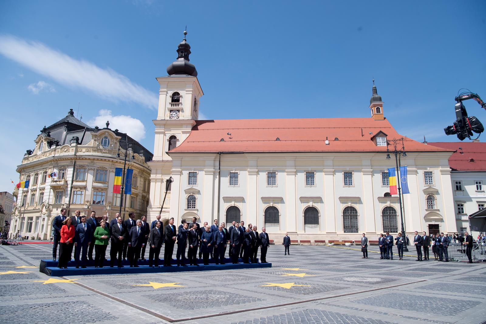 Διακήρυξη του Sibiu