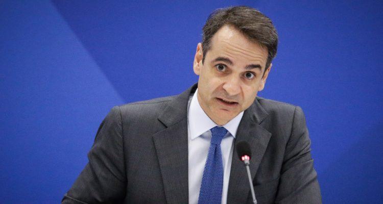 Ο Μητσοτάκης ζητάει πρόωρες εκλογές