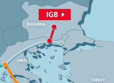 Η Σωληνουργεία Κορίνθου αναλαμβάνει την προμήθεια των σωλήνων για τον IGB