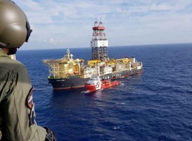 Οι ενεργειακοί κολοσσοί Total και ΕΝΙ επεκτείνουν την παρουσία τους στην κυπριακή ΑΟΖ