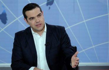 Σίγουρος εμφανίζεται ο Τσίπρας για τις ευρωπαϊκές εκλογές στις 26 Μαΐου