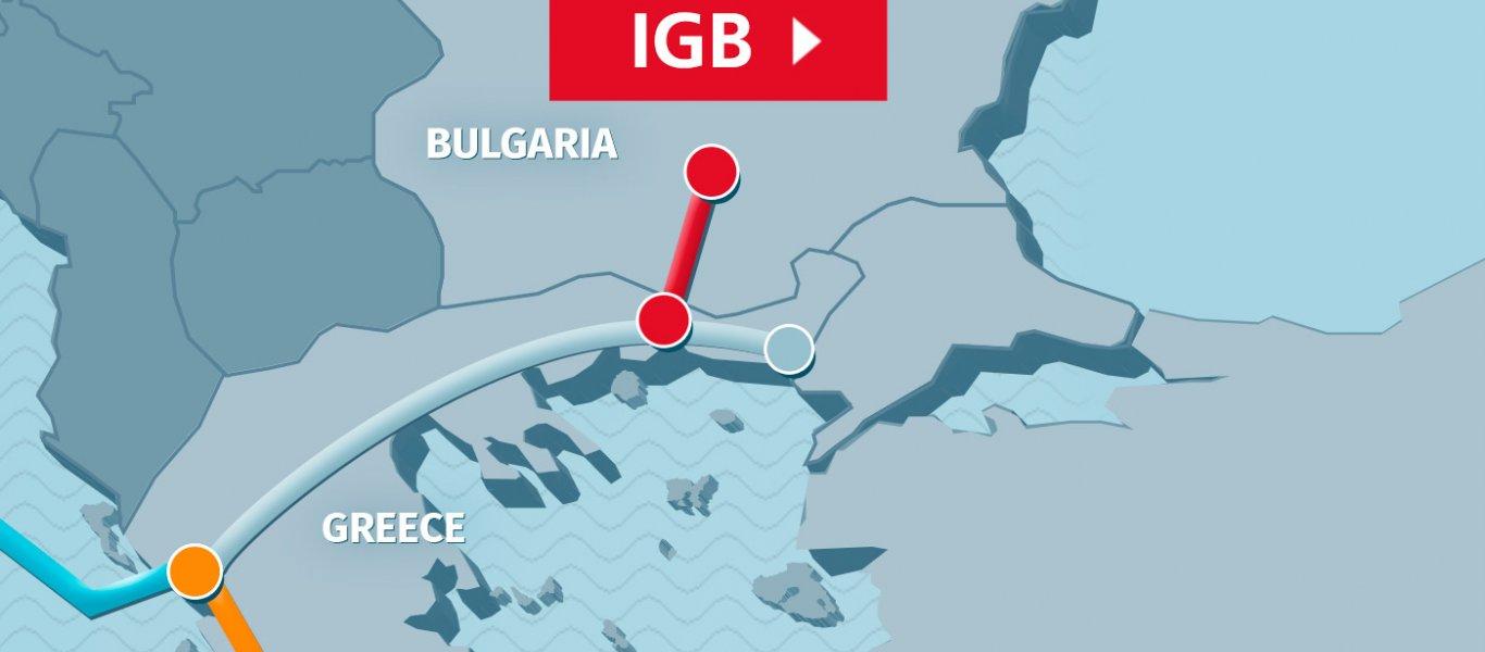 Εγκαινιάζεται η έναρξη κατασκευής του IGB στο Kirkovo παρουσία Τσίπρα Borissov