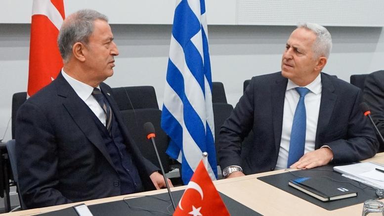 Akar: «Με τον Αποστολάκη συμφωνήσαμε να συνεχιστούν οι συνομιλίες με την Ελλάδα»