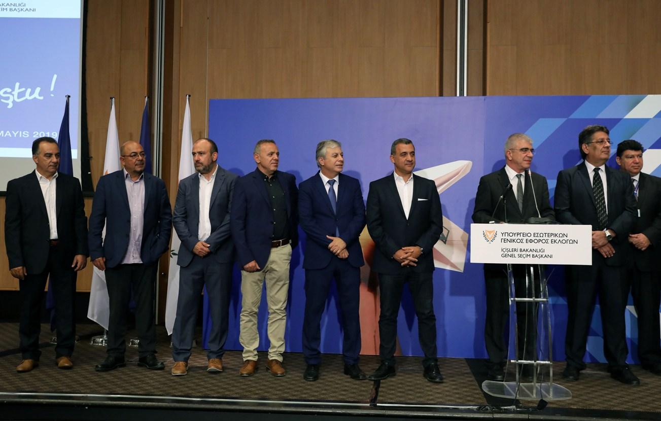 Ευρωεκλογές Κύπρος: Κράτησε δυναμική ο ΔΗΣΥ, κοντά το ΑΚΕΛ και οι νέοι ευρωβουλευτές