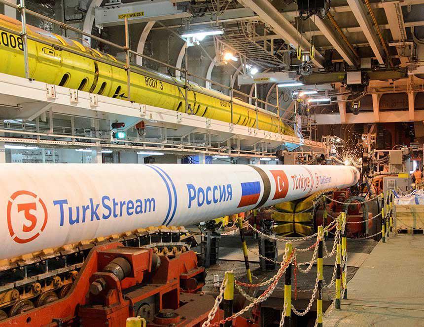Ο Turkish Stream θα φτάσει και στην Βοσνία-Ερζεγοβίνη