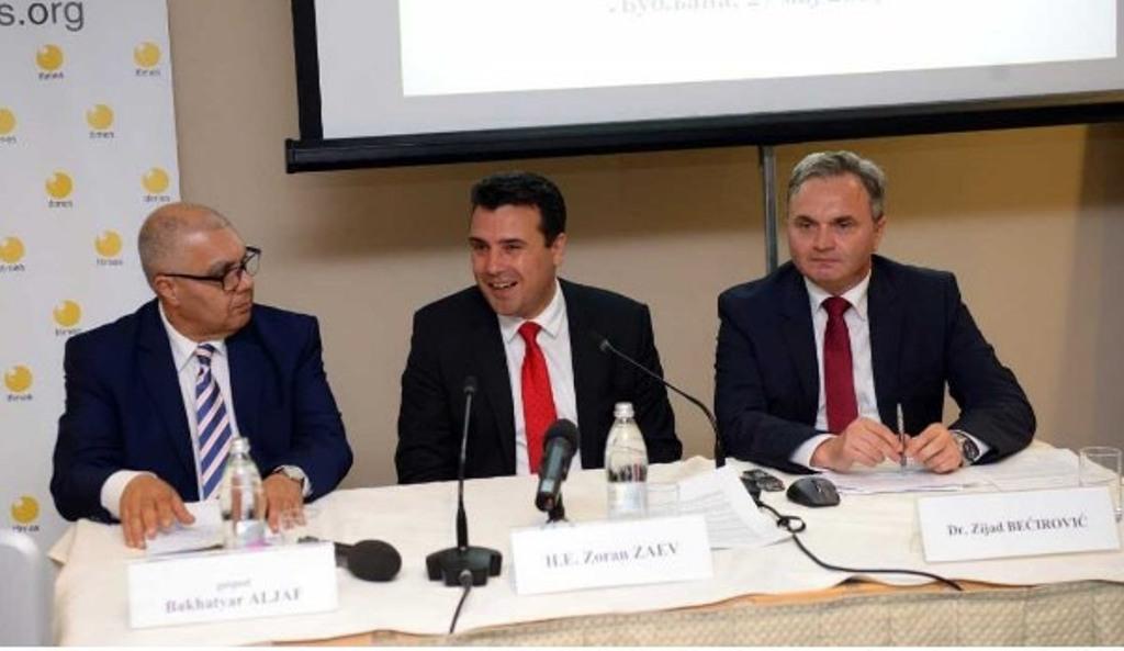 Zaev: Μία ημερομηνία για την έναρξη των ενταξιακών συνομιλιών θα μπορούσε να δώσει πραγματική ώθηση στα Δυτικά Βαλκάνια