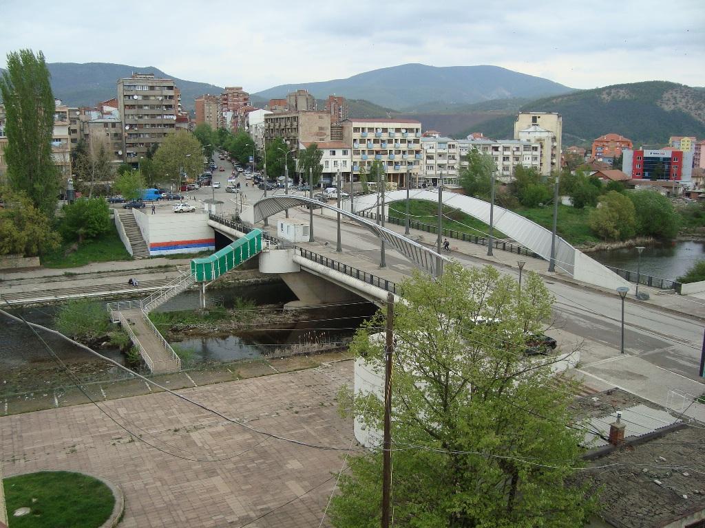 Οι Σέρβοι στους δρόμους στο βόρειο τμήμα του Κοσσυφοπεδίου
