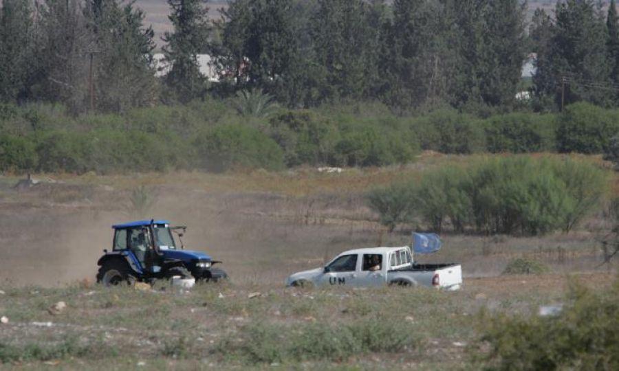 Κύπρος: Επαναλαμβανόμενες τουρκικές προκλήσεις στη Δένεια