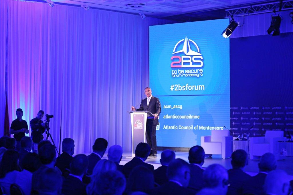Μαυροβούνιο: Στη Μπούντβα το 9ο Φόρουμ Ασφάλειας 2BS