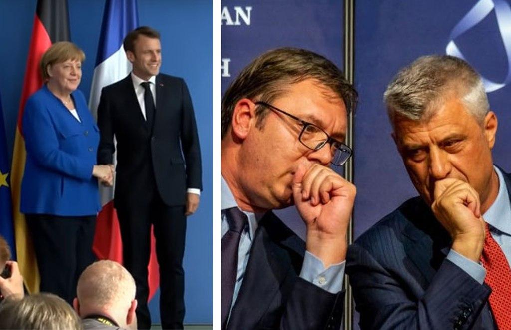 Η συνάντηση του Παρισιού αναζωπυρώνει την ελπίδα για διάλογο μεταξύ Κοσσυφοπεδίου και Σερβίας