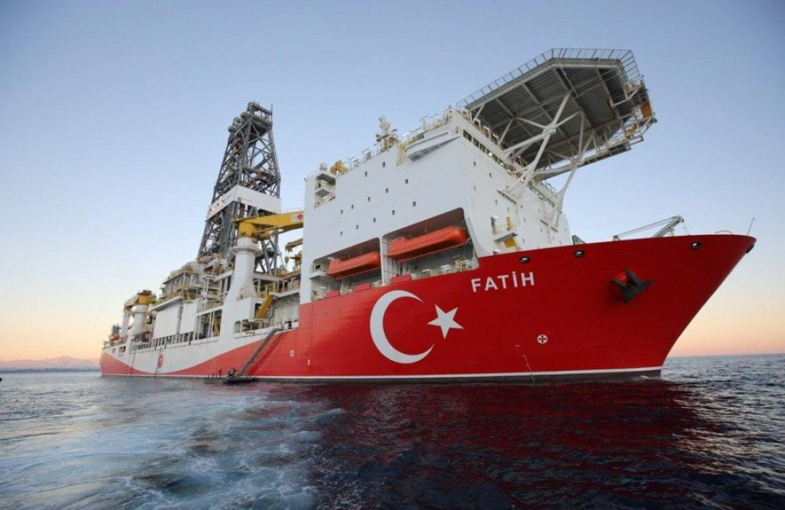 Ανεβάζει ένταση πάλι η Τουρκία, με δεύτερο γεωτρύπανο στην Αν. Μεσόγειο