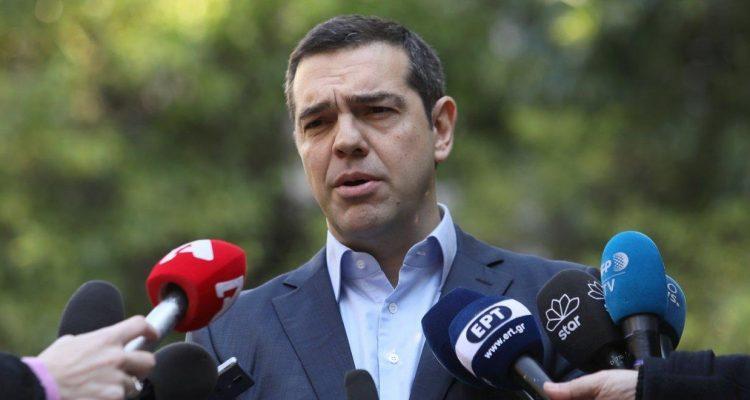 Τσίπρας: Στο επικείμενο Ευρωπαϊκό Συμβούλιο κρίνεται η αξιοπιστία της ΕΕ