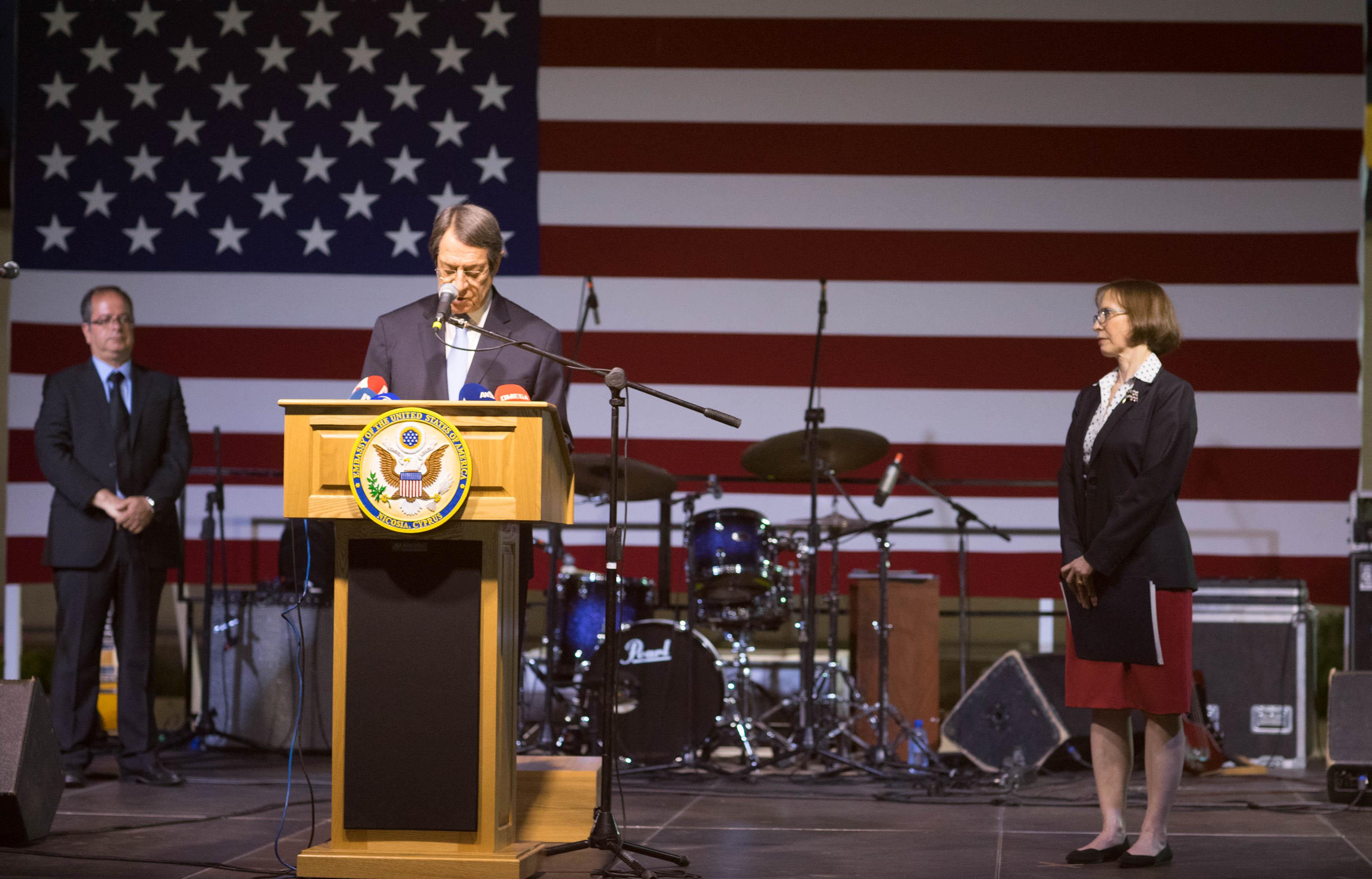 Ανησυχία ΗΠΑ από πρόθεση Τουρκίας για γεώτρηση ανοικτά της Κύπρου